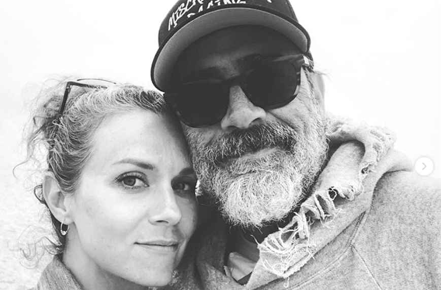 Hilarie Burton will star with husband Jeffrey Dean Morgan on The Walking Dead