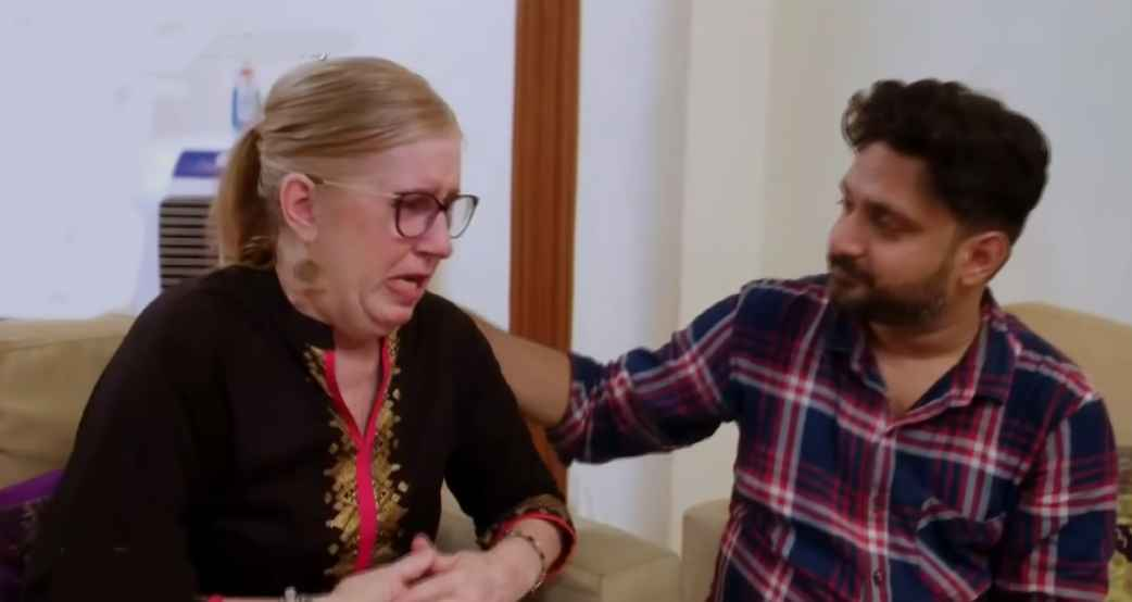 Jenny and Sumit of 90 Day Fiance