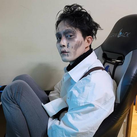 jihoon lee halloween costume