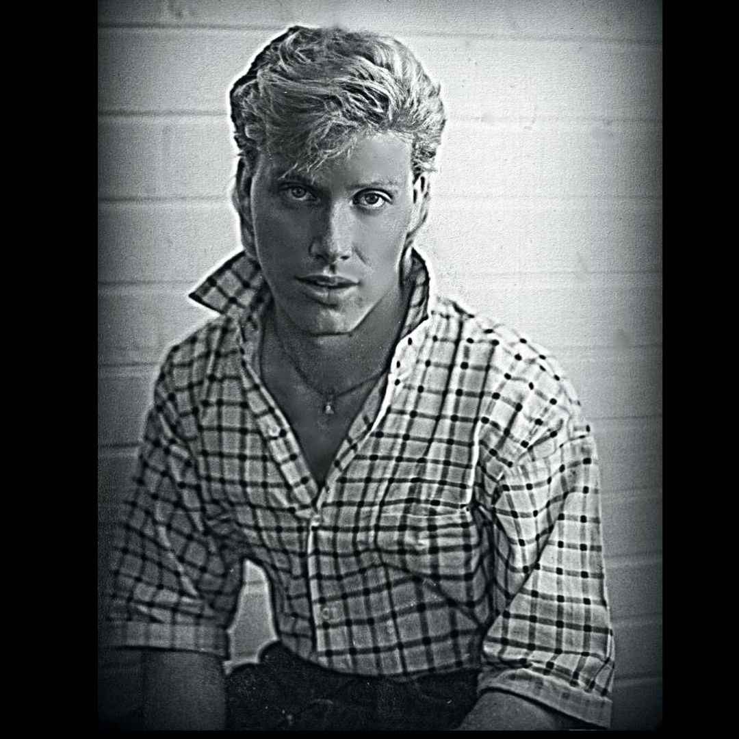 90 Day Fiance star Kenneth Niedermeier in the 80s