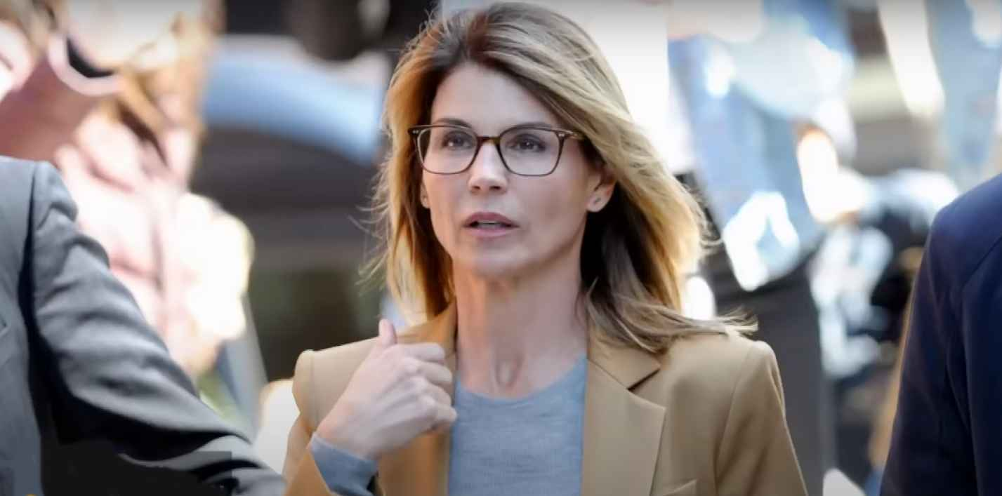 Former When Calls the Heart actress Lori Loughlin is a wreck in prison