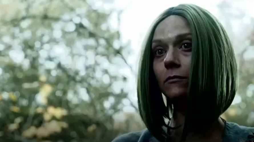 Negan's wife Lucille on The Walking Dead