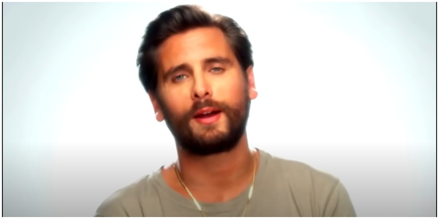 Scott Disick gives an interview. (Credit: Keeping Up With the Kardashians/YouTube)
