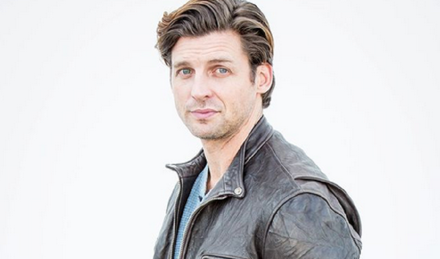 the young and the restless donny boaz instagram post