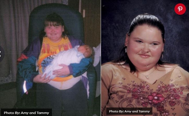 1000-LB Sisters Amy