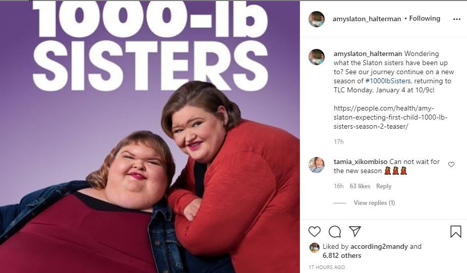 1000-LB Sisters fans react to the return of Amy and Tammy Slaton