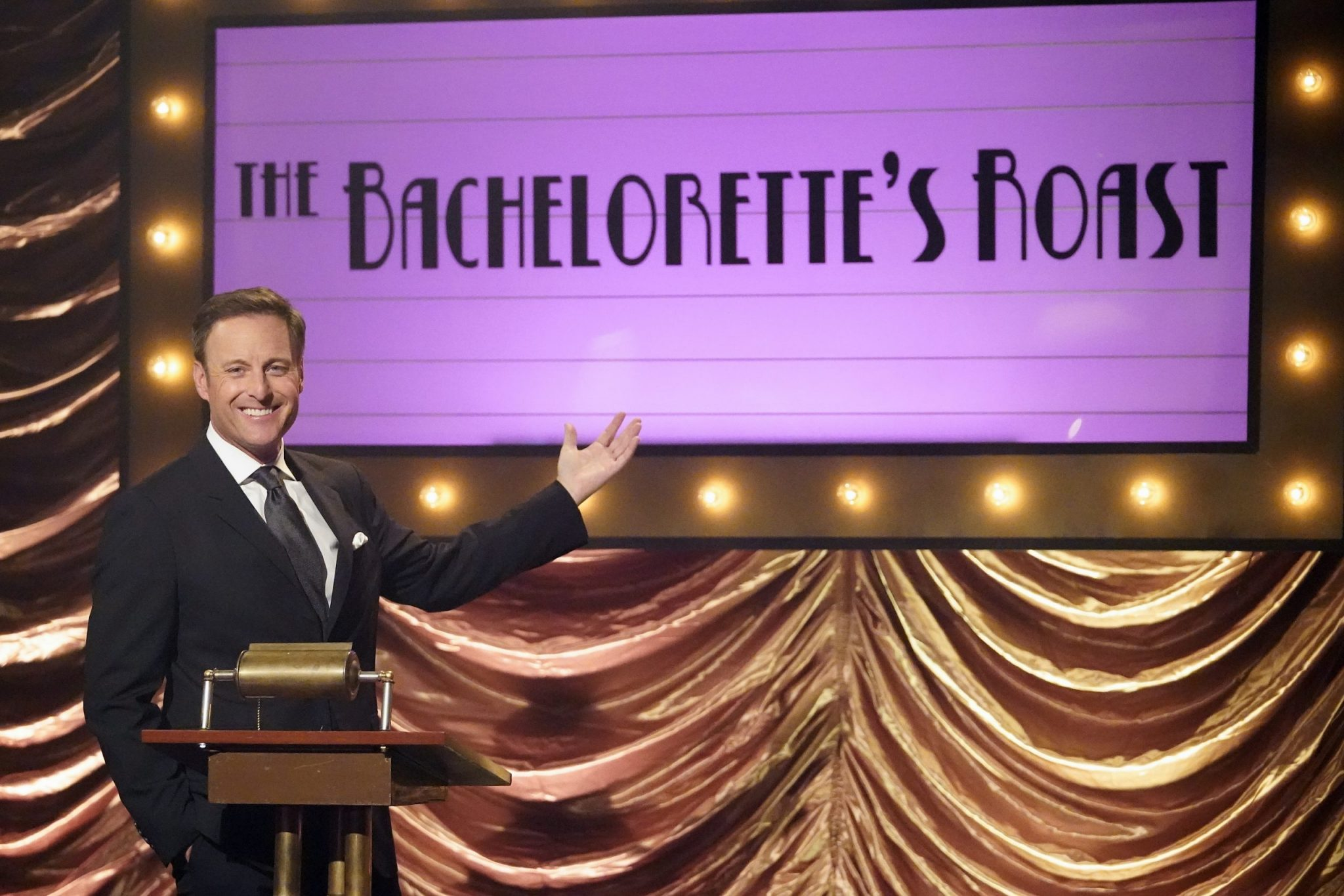 Chris Harrison Part Of The Celebrity Wheel Of Fortune Lineup