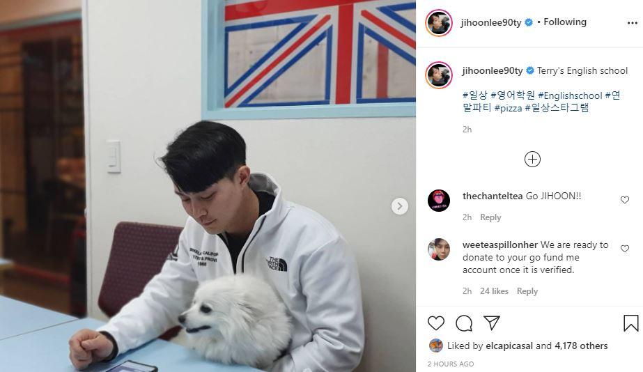 90 Day Fiance Jihoon Lee Learns English