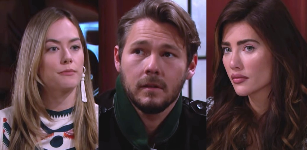 Bold and the Beautiful - Hope Logan - Steffy Forrester - Liam Spencer
