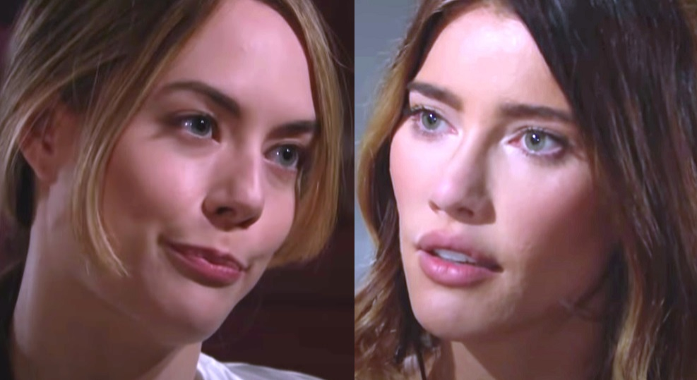 Bold and the Beautiful - Hope Logan - Steffy Forrester