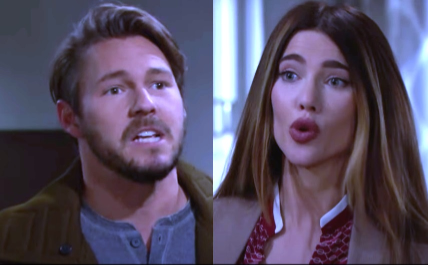 Bold and the Beautiful - Liam Spencer - Steffy Forrester