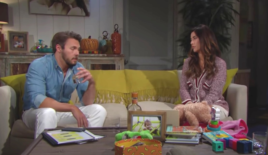Bold and the Beautiful - Liam Spencer and Steffy Forrester
