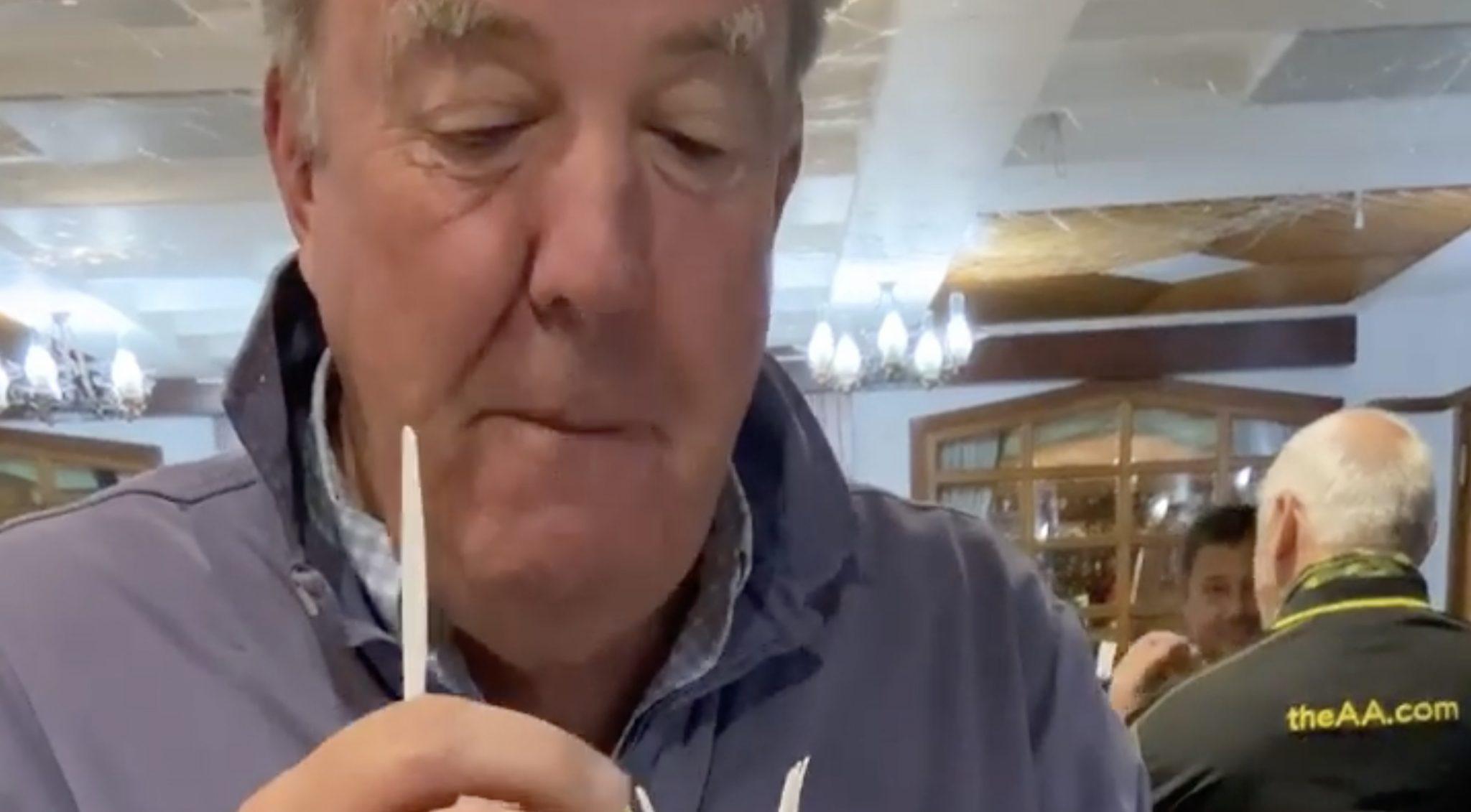 Grand Tour, Jeremy Clarkson-https://www.instagram.com/p/CF855gBg5w9/