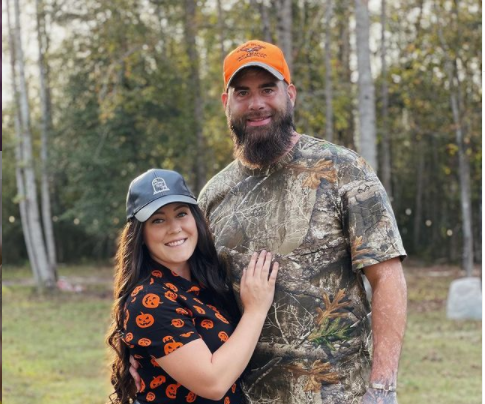 Jennelle and David Eason