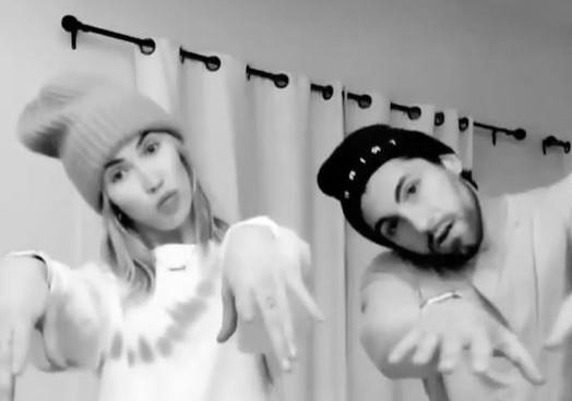 Kaitlyn and Jason via Instagram