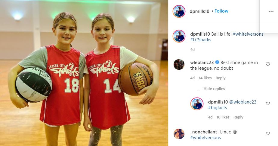 OutDaughtered Blayke and McKenzie basketball