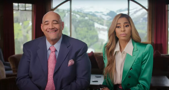 RHOSLC Mary Cosby, Robert C. Cosby, YouTube