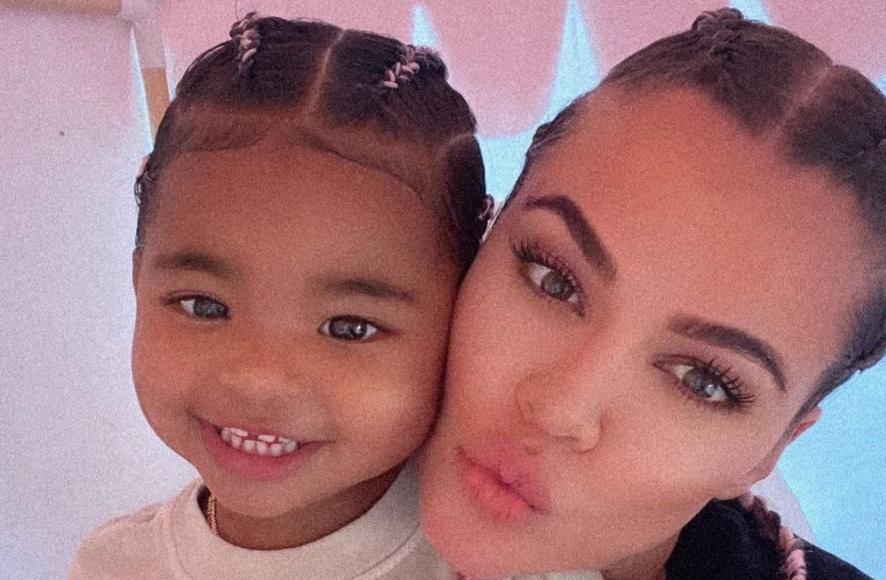 Khloe Kardashian from Instagram