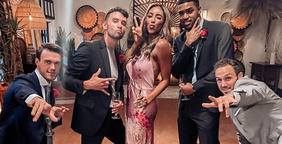 Bachelorette from Instagram