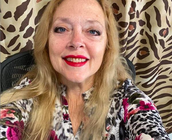 Carole Baskin, Tiger King, Instagram