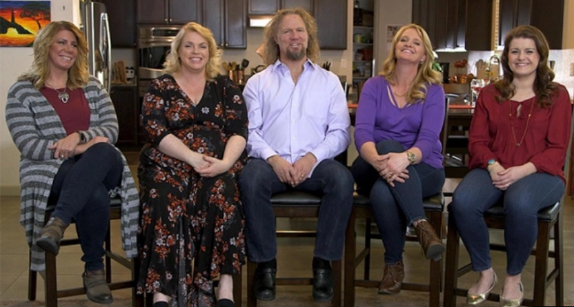 Sister Wives - Kody Brown and Wives