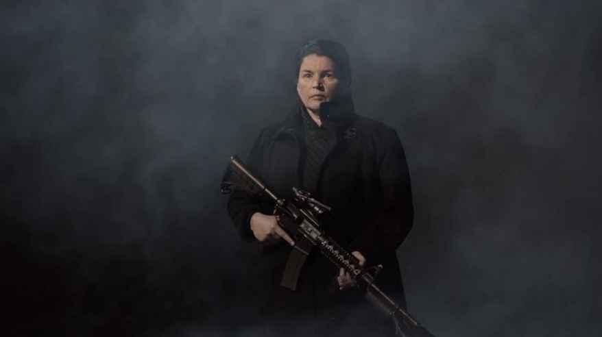 Julia Ormond as Elizabeth on The Walking Dead: World Beyond