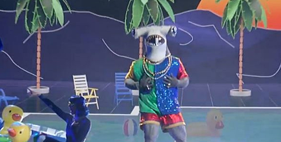 The Masked Dancer hammerhead
