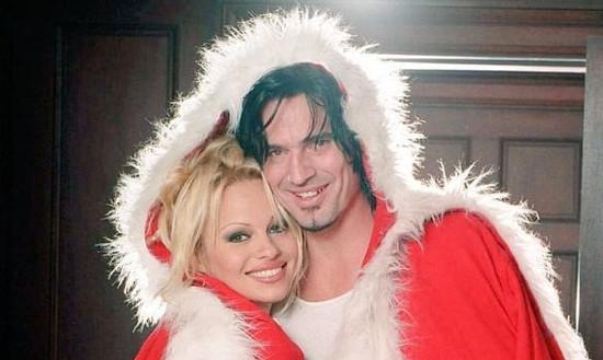 Tommy Lee and Pamela Anderson Instagram