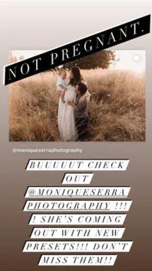 Tori Roloff Pregnancy Rumors squashed