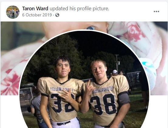 Unexpected Taron ward profile