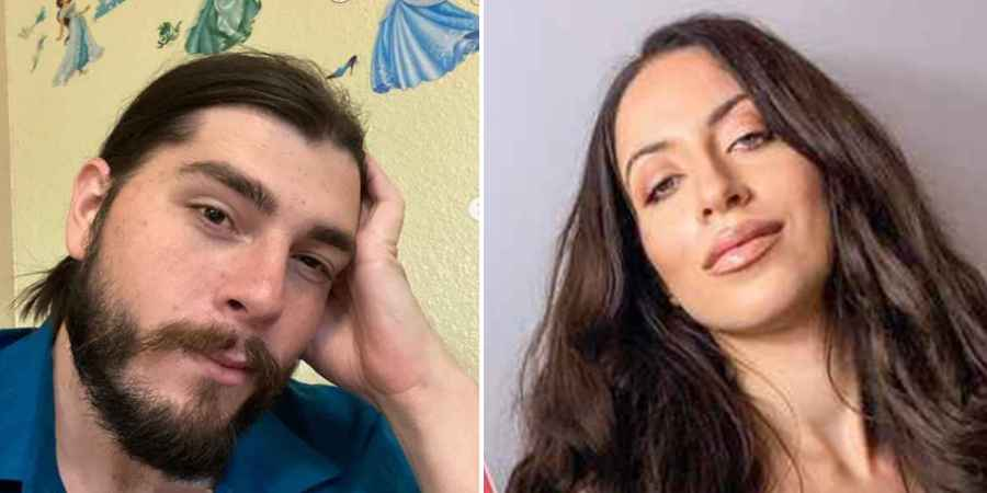 Amira and Andrew from 90 Day Fiance Season 8
