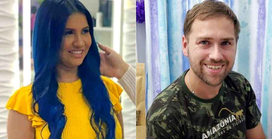 90 Day Fiance alums Karine and Paul Staehle