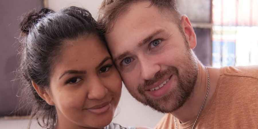 Karine and Paul of 90 Day Fiance: Happily Ever After