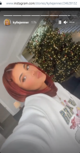 kylie jenner instagram stories