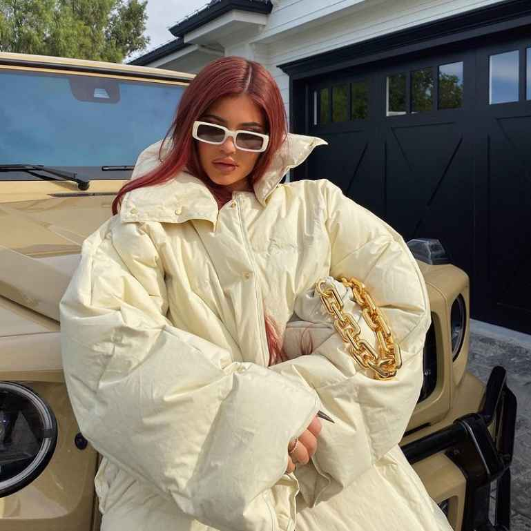 Kylie Jenner had a Balenciaga store closed so she could shop in privacy in the pandemic