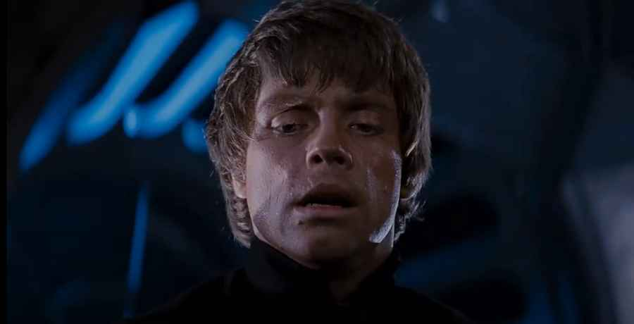 Mark Hamill as Luke Skywalker in The Mandalorian on Disney+