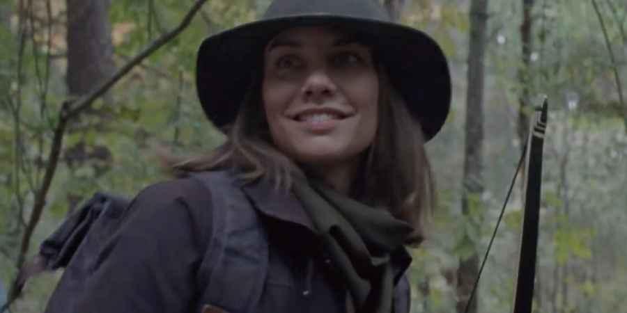Lauren Cohan as Maggie Rhee in The Walking Dead