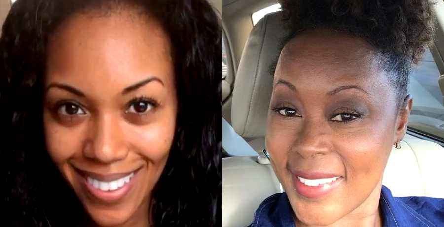 Mishael Morgan and Ptosha Storey of The Young and the Restless
