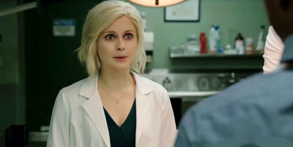Rose McIver from I, Zombie will star in the US pilot for Ghosts