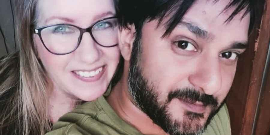 90 Day Fiance stars Jenny and Sumit - Shaun Robinson says their story is worse than shown on TV