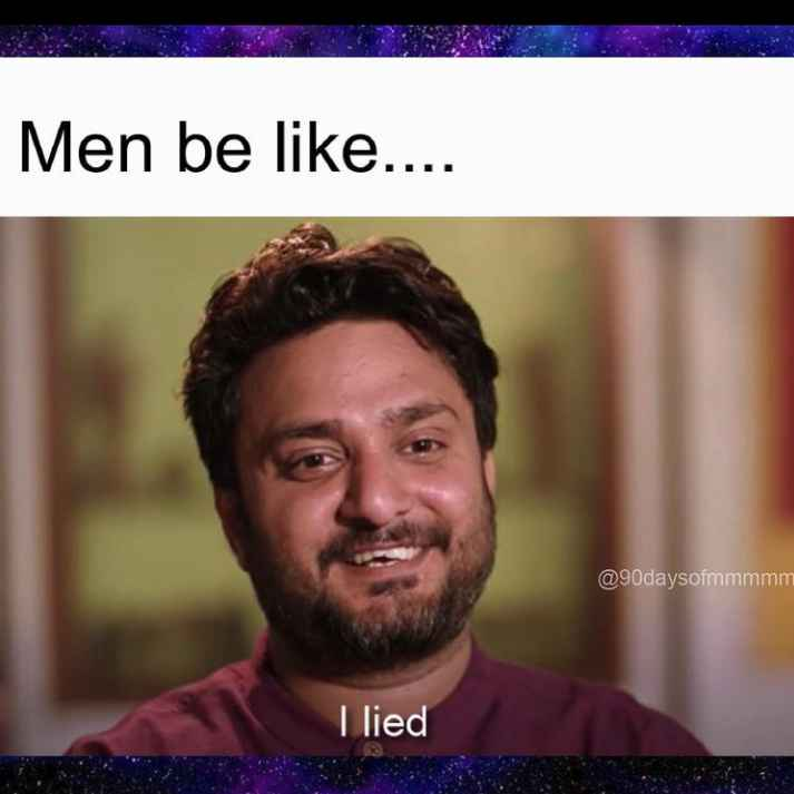 Memes of Sumit Singh from 90 Day Fiance are going viral