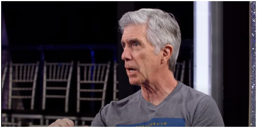 Tom Bergeron opens up during an interview. (Photo via Youtube/Dancing With The Stars)