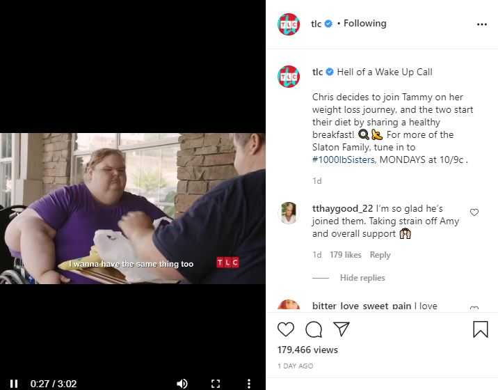1000-LB Sisters Doctor Procter tells off Tammy