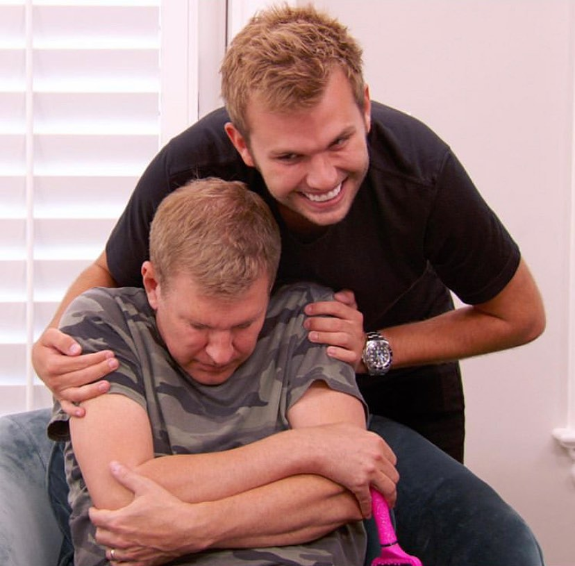 Chase and Todd Chrisley Instagram