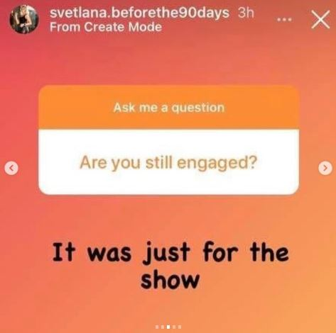 90 Day Fiance Lana and David engaged for the show