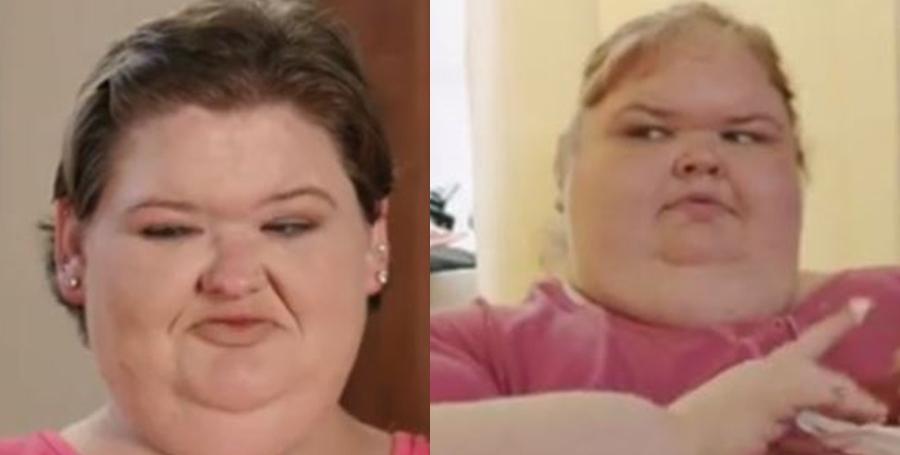 Amy Slaton Halterman Tammy Slaton TLC