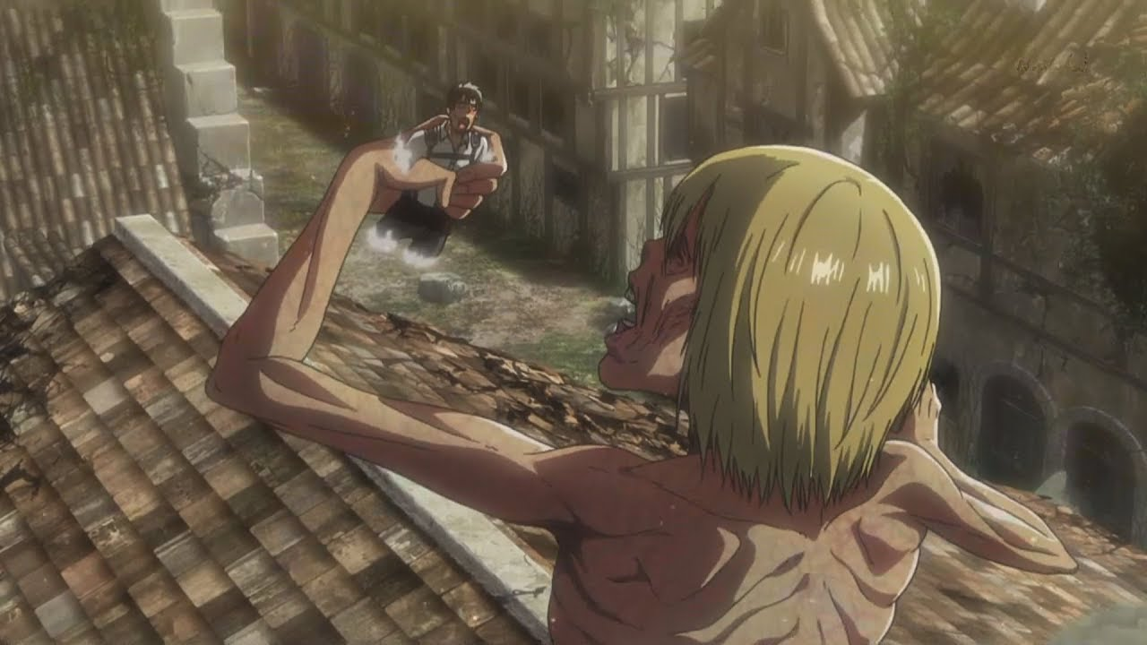 Attack on Titan YouTube