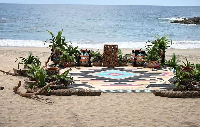 'Bachelor in Paradise' Beach