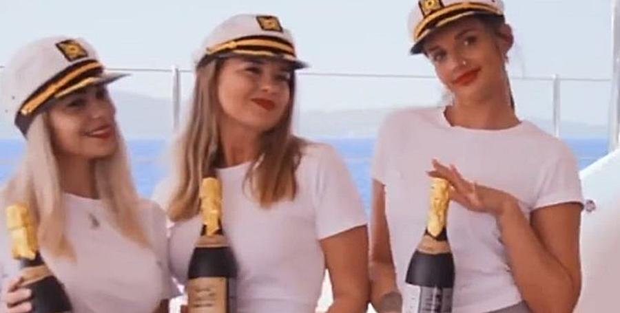 Below Deck Sailing Yacht Season 2
