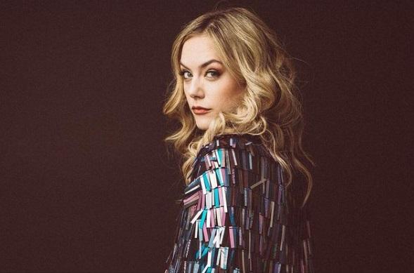 Bold and the Beautiful - Annika Noelle - Hope Logan
